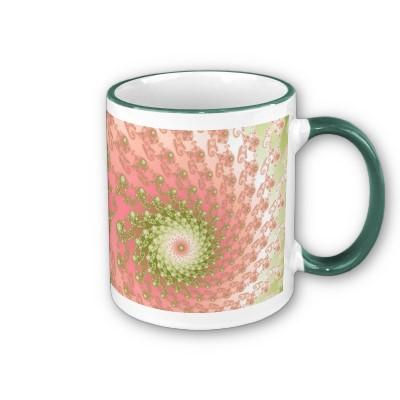 Twin Watermelons Mug