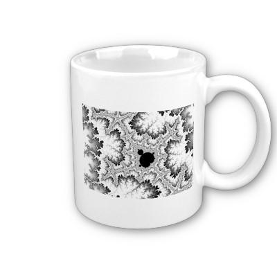 Black Coral Mug