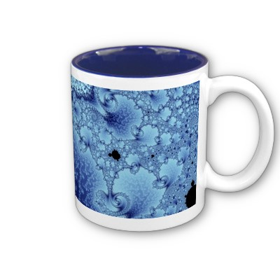 Swirling Deep Mug