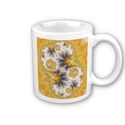 Silver Nebula Mug