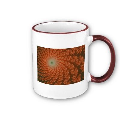 Olive Whirlpool Mug
