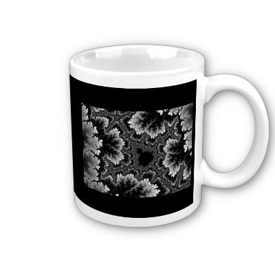White Coral Mug