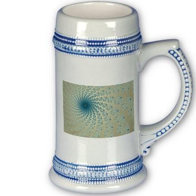 Sandy Whirlpool Mug