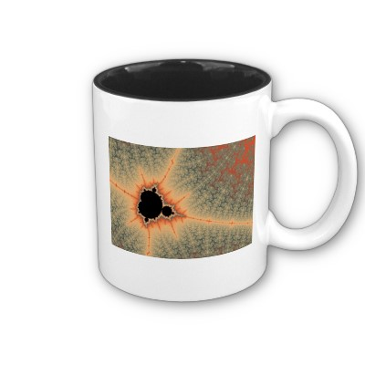 Sunset Mini Brot Mug