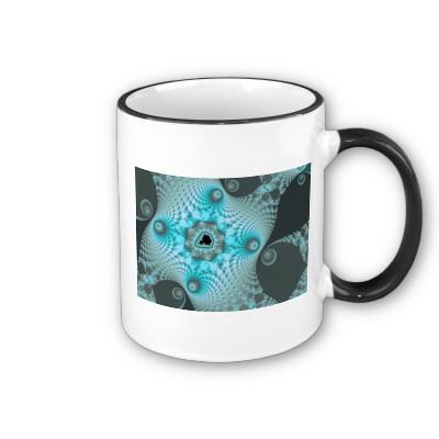 Black Ice Mug