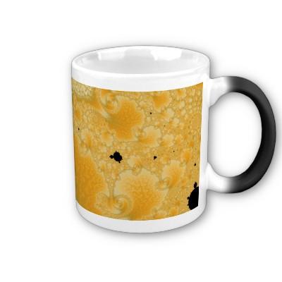 Gold Melt Mug