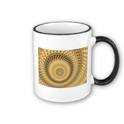 Sepia Roundalls Mug