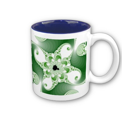 Twisted Cupric Octopuses Mug