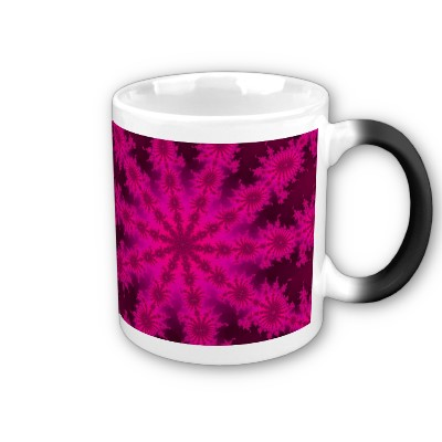 Pink Decasteer Mug