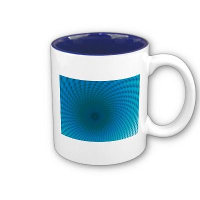 Bottom of the Deep Blue Sea Mug