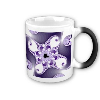 Twisted MnO4 Octopuses Mug
