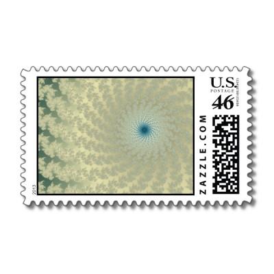 Sandy Whirlpool 2 Postage Stamp