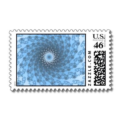 Storm Postage Stamp