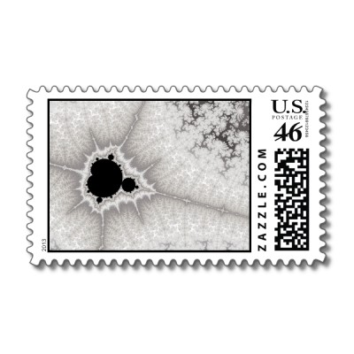 Silver Mini Brot Postage Stamp