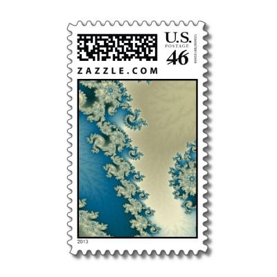 Seascape 4 Postage Stamp