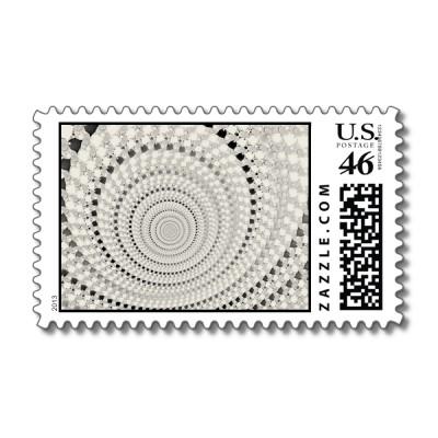 Vortex Postage Stamp