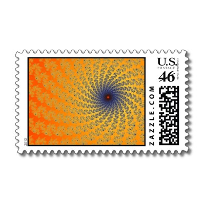 Hotcold Whirlpool 2 Postage Stamp