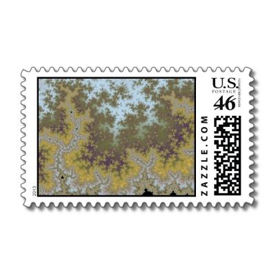Aerial Heather Postage Stamp