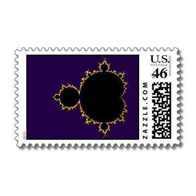 Solar Eclipse Postage Stamp