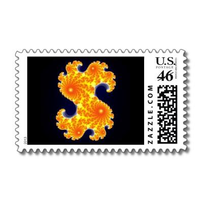 Fiery Julia 324048 Postage Stamp