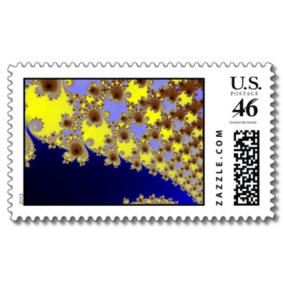 Urchins Postage Stamp