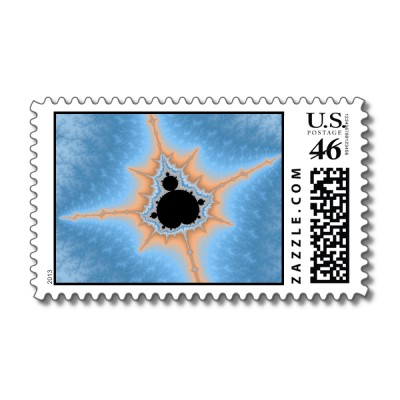 Pond Skater Postage Stamp