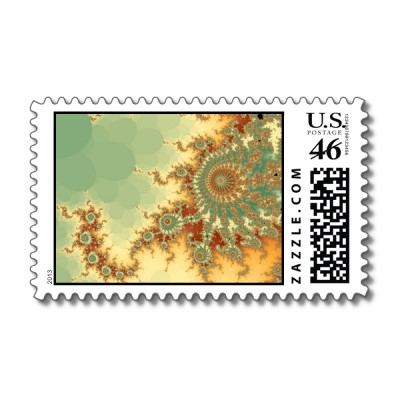 Scorpion Postage Stamp