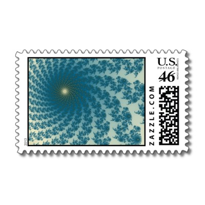 More Sandy Whirlpool Postage Stamp