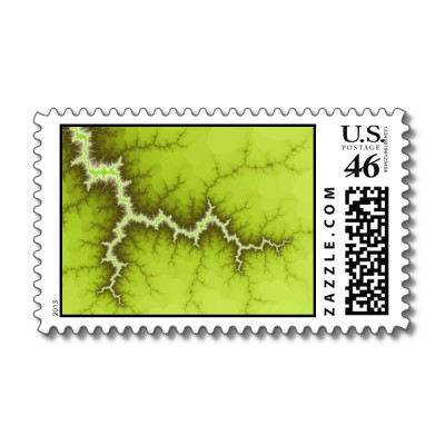 Apple Tree Roots Postage Stamp
