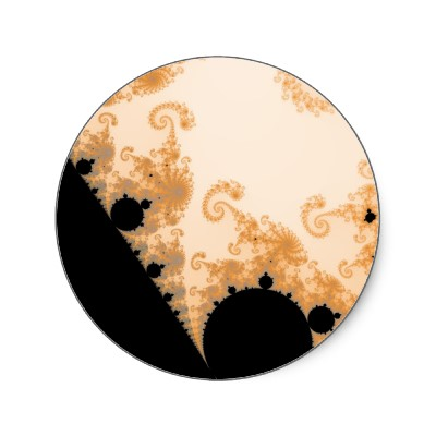 Endless Gold Detail Sticker