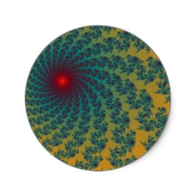 Circus Whirlpool Sticker