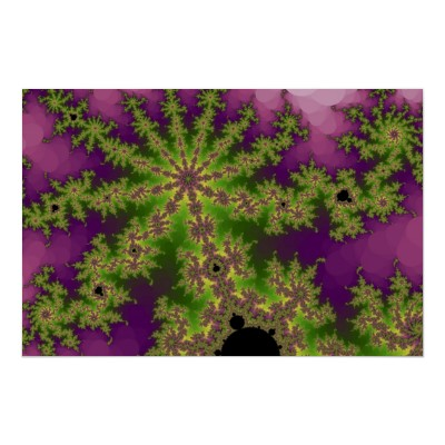 Mulberry Bush Poster