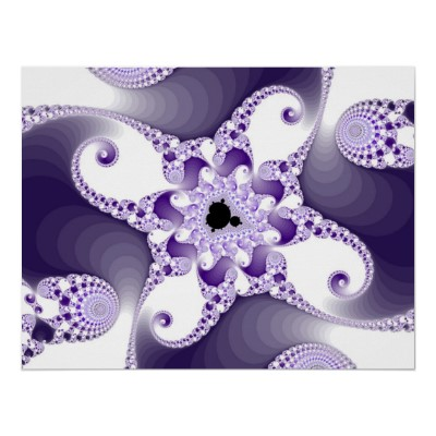 Twisted MnO4 Octopuses Poster