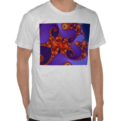 Rainbow Tentacles T-Shirt