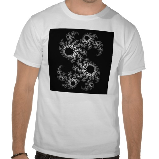 Black White Julia 324048 T-Shirt