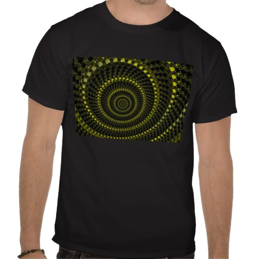 Yellow Circles T-Shirt