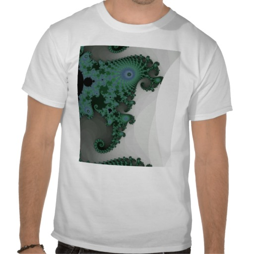 Emerald Seahorse T-Shirt