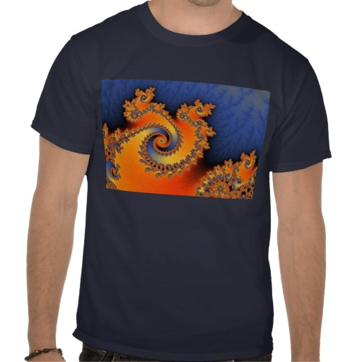 Hot Cold Triple Twirl T-Shirt