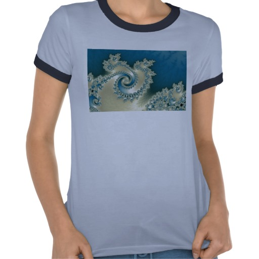 Beach Triple Twirl T-Shirt