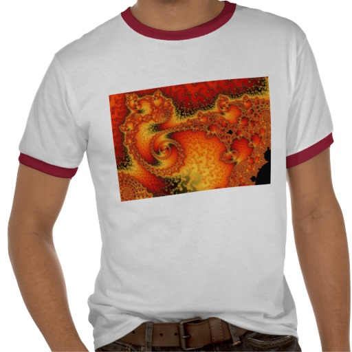 Red Hot Firepit T-Shirt