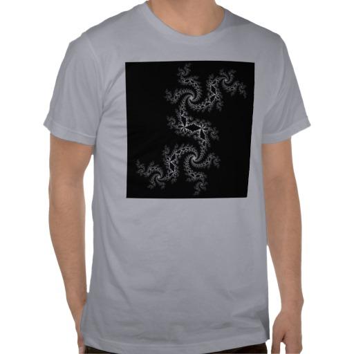 Black White Julia 300488 T-Shirt