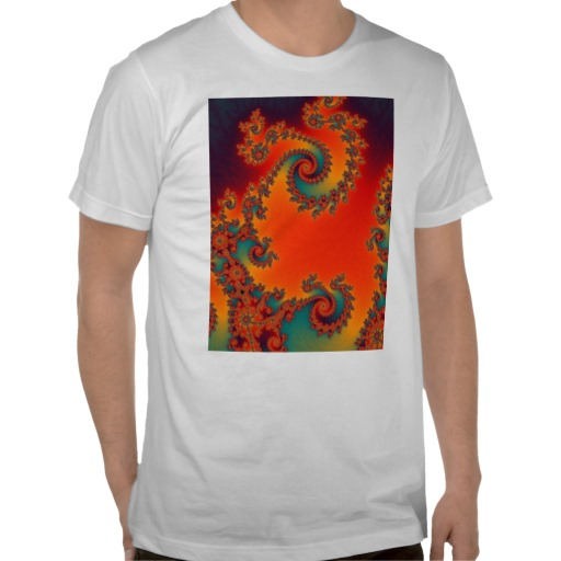 Circus Double Spiral T-Shirt