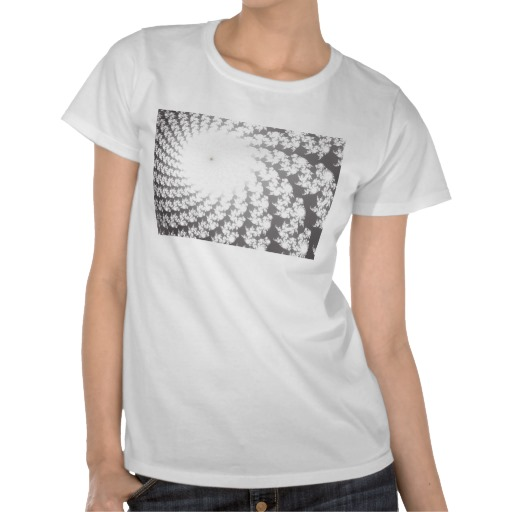 Silver Whirlpool T-Shirt