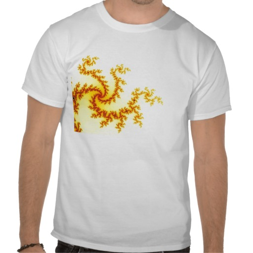 Yellow Dragon T-Shirt