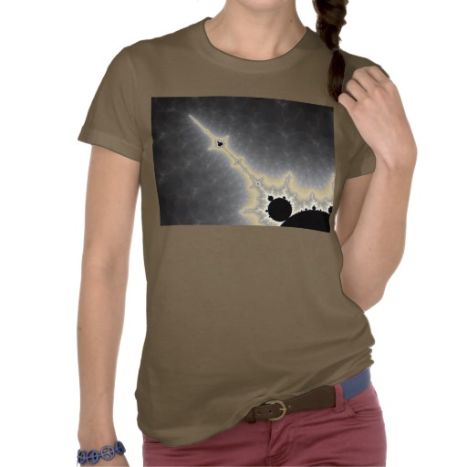 Gold Needle in Mercury T-Shirt