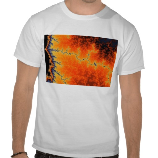 Burning Fault Line T-Shirt