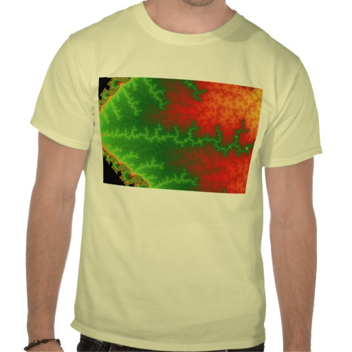 Christmas Zigzag T-Shirt