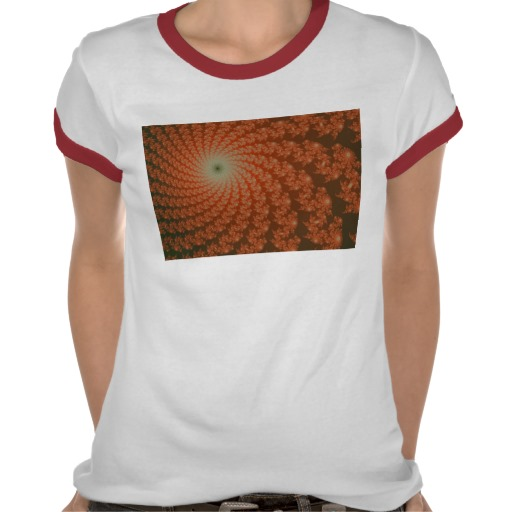 Olive Whirlpool T-Shirt