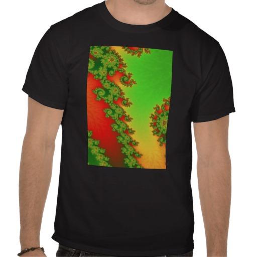 Christmas Lines T-Shirt