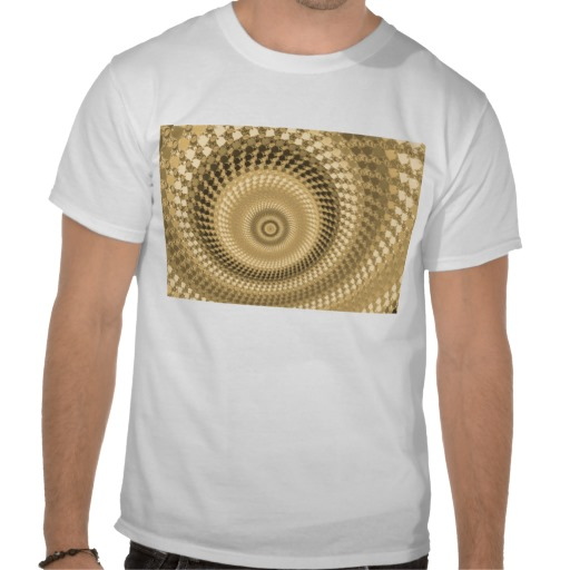 Sepia Roundalls T-Shirt